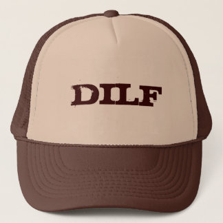 DILF TRUCKER HAT