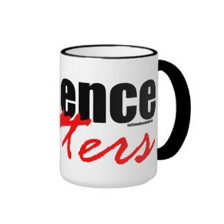 Diligence Matters Ringer Mug