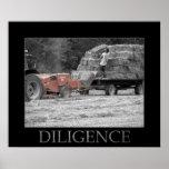 Diligence Print