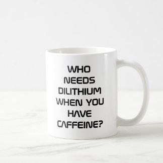 Dilithium Coffee Mug