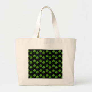 Dill Chip, Mr.Pickle Face Pattern Canvas Bags