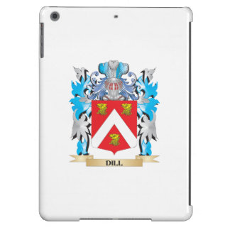 Dill Coat of Arms - Family Crest iPad Air Cover