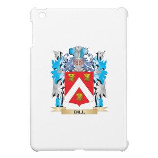 Dill Coat of Arms - Family Crest iPad Mini Case