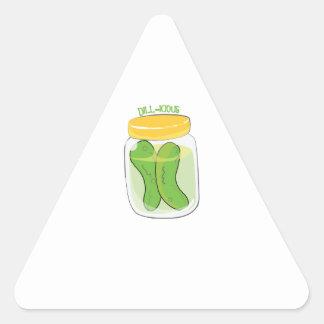 Dill-icious Sticker