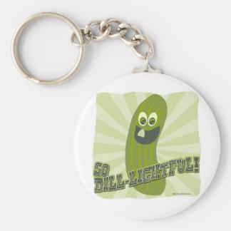 Dill-lightful Key Chains