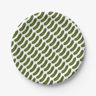 Dill Pickle Plates
