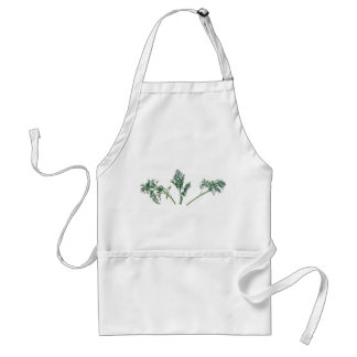 Dill Weed Adult Apron