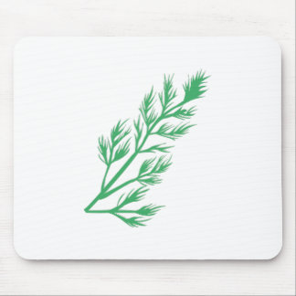 Dill Weed Mouse Pad
