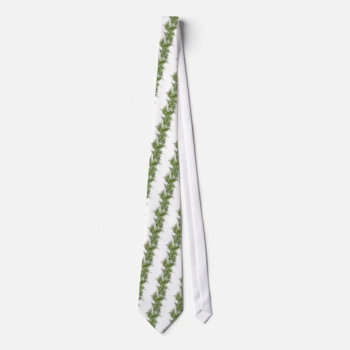 Dill weed tie