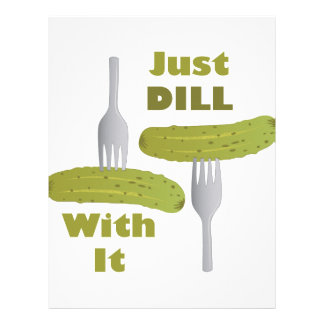 Dill With It Letterhead