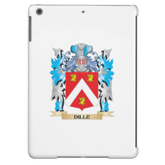 Dille Coat of Arms - Family Crest Case For iPad Air