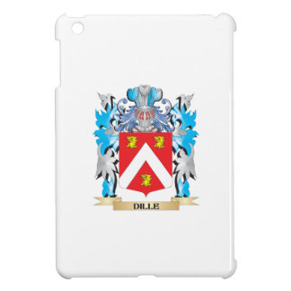 Dille Coat of Arms - Family Crest Cover For The iPad Mini