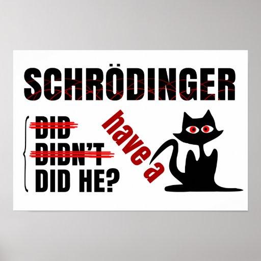 Dillema de Schrodinger Impresiones