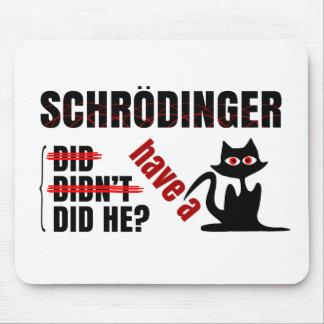 Dillema de Schrodinger Mouse Pad