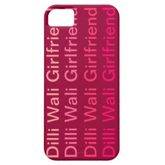 Dilli Wali Girlfriend iPhone 5S Case iPhone 5 Cases