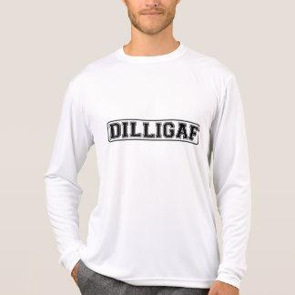 """DILLIGAF – Funny rude """"Do I look like I Give A"""" Shirt"""