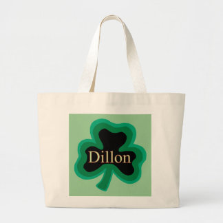 Dillon Family Large Tote Bag