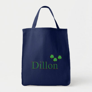 Dillon Family Tote Bag