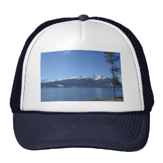 Dillon Lake Baseball Cap Hats