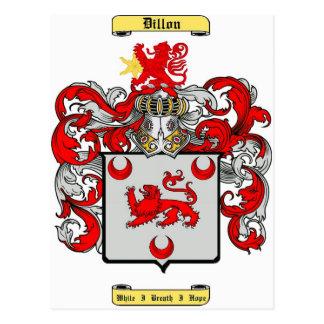 Dillon Postales