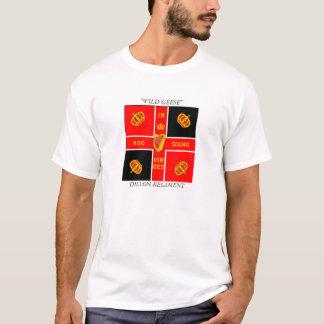 """dillon shirt, DILLON REGIMENT, """"WILD GEESE"""" T-Shirt"""