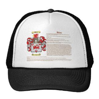 Dillon (significado) gorra