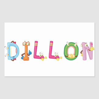 Dillon Sticker
