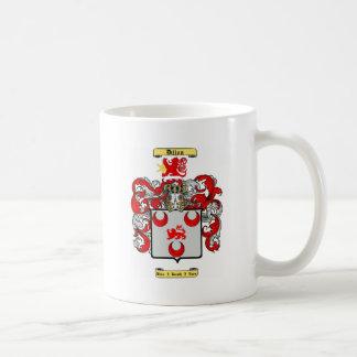 dillon taza de café
