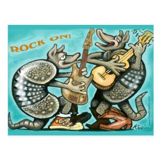 Dillos Rock Post Card