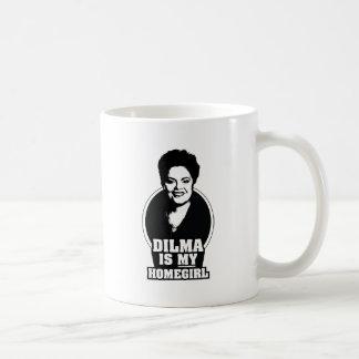 Dilma Rousseff is my homegirl Coffee Mug