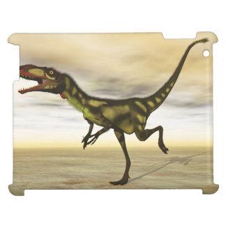 Dilong dinosaur - 3D render iPad Case