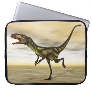 Dilong dinosaur - 3D render Laptop Sleeve