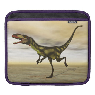 Dilong dinosaur - 3D render Sleeve For iPads