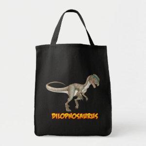 Dilophosaurus bag bag