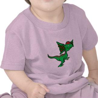 Dilophosaurus de Gree Camiseta