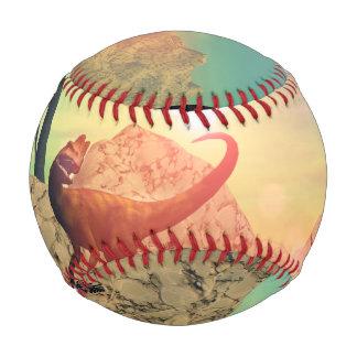 Dilophosaurus Baseballs