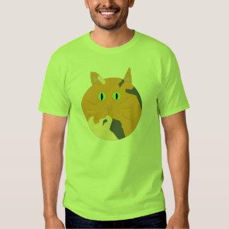 Dilute Calico Cat apparel Tee Shirt