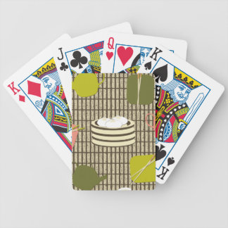 Dim Sum Baraja Cartas De Poker