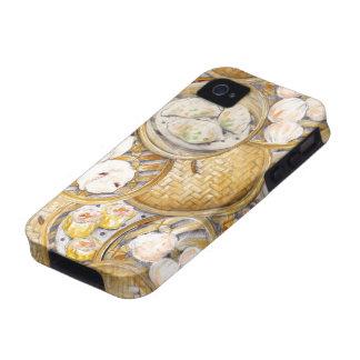 Dim Sum Case-Mate Case Case-Mate iPhone 4 Covers