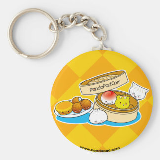 Dim Sum Party Keychain