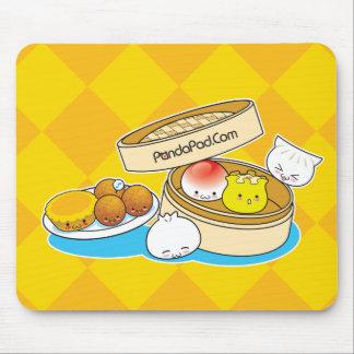 Dim Sum Party mousepad