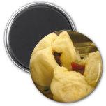 Dim Sum * Pork Buns 2 Inch Round Magnet