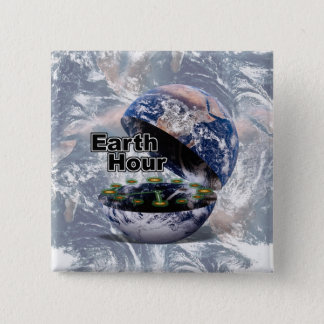 Dim The Lights For Earth Hour (Earth Open) Button