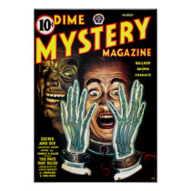 Dime Mystery Novel -- Scary Hands