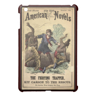 Dime Novel Kit Carson iPad Mini Covers
