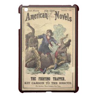 Dime Novel Kit Carson iPad Mini Covers