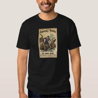 Dime Novel Kit Carson T-Shirt