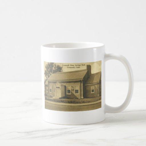 Dime Savings Bank Cromwell CT Mugs