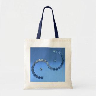 Dime Sculpture Bag