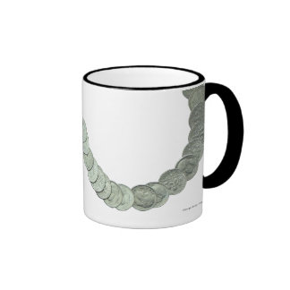 Dime Sculpture Mug